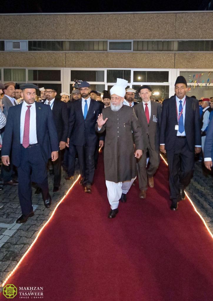 khalifah ahmadiyah di jerman