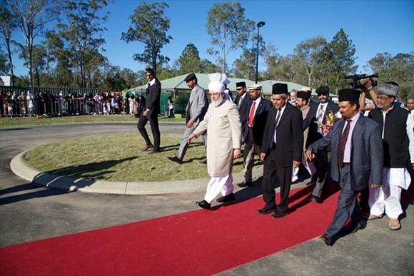 Brisbane muslim